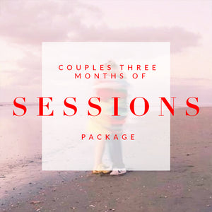 Couples Session 3 Month Package