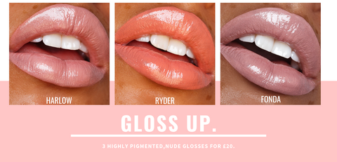 Nude gloss bundle