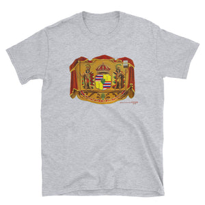 Hawaiian Coat of Arms - Short-Sleeve Unisex T-Shirt