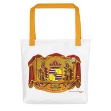 Load image into Gallery viewer, Hawaiian Coat of Arms - Tote bag