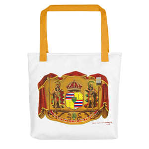Hawaiian Coat of Arms - Tote bag
