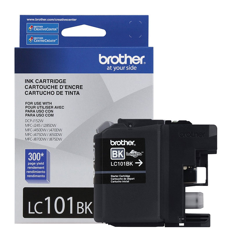 Cartucho de Tinta BROTHER (LC101) - Rivers Systems