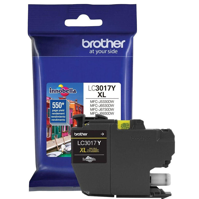 Cartucho de Tinta BROTHER (LC3017) - Rivers Systems