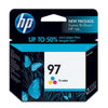 Cartucho de Tinta HP 97 (C9363WL) - Rivers Systems