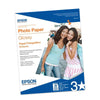 Papel Glossy Epson - Rivers Systems