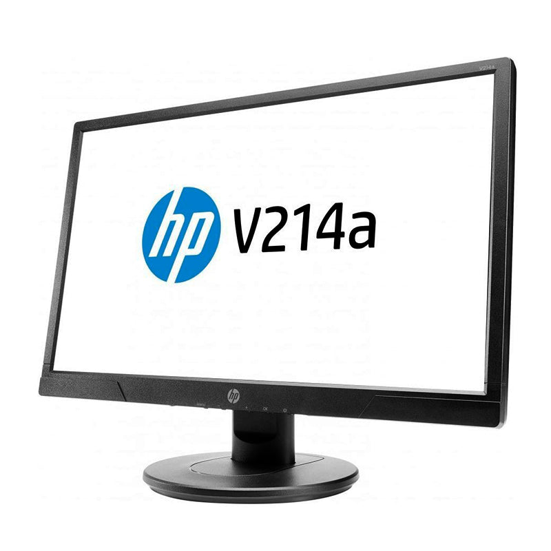 "Monitor HP LED 20.7"" (V14A) - Rivers Systems"