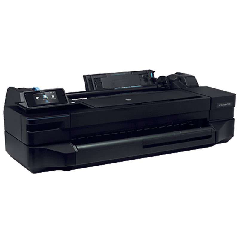 Plotter HP T120 Designjet ePrinter - Rivers Systems