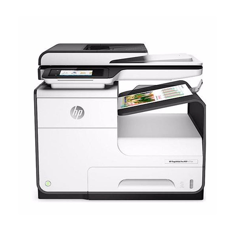 Multifuncional HP PageWide Pro 477dw - Rivers Systems