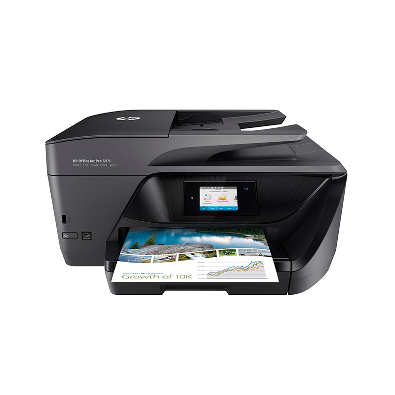 Multifuncional HP OfficeJet Pro 6970 - Rivers Systems