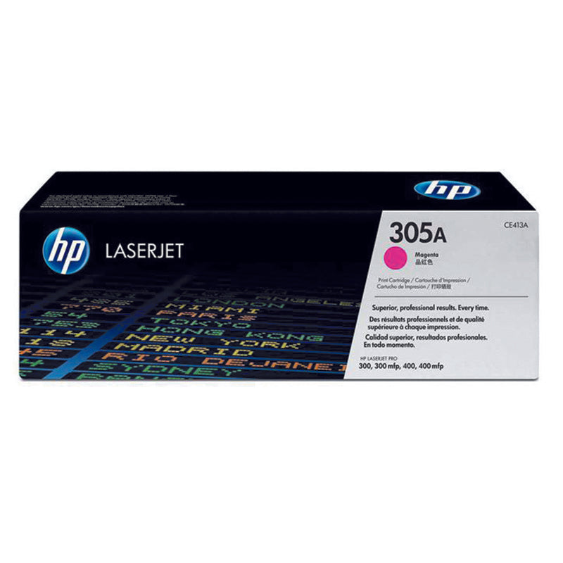 Cartucho de Toner 305A - Rivers Systems