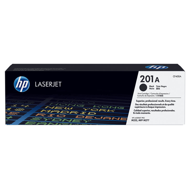 Cartucho de Toner 201A - Rivers Systems