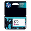Cartucho de Tinta HP 670 (CZ113AL) - Rivers Systems