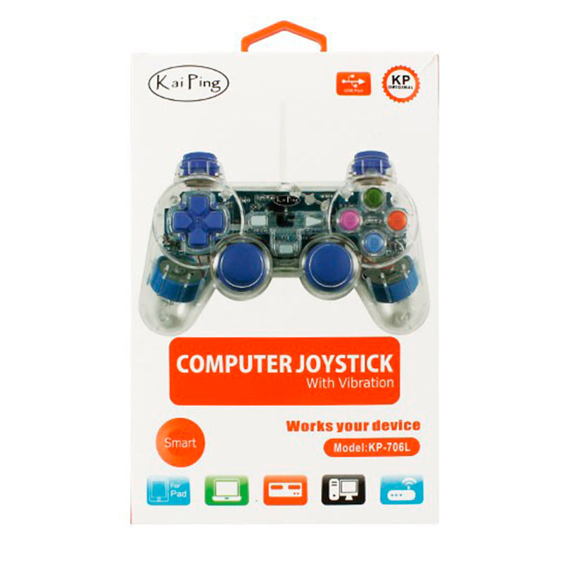 Control Joystick (KP-706L) - Rivers Systems