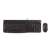 Kit Teclado y Mouse Logitech (920-004428) - Rivers Systems