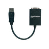 Cable Manhattan convertidor Diplayport - VGA (151962) - Rivers Systems