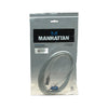 Cable Manhattan USB B Macho - USB 2.0 Macho (340465) - Rivers Systems