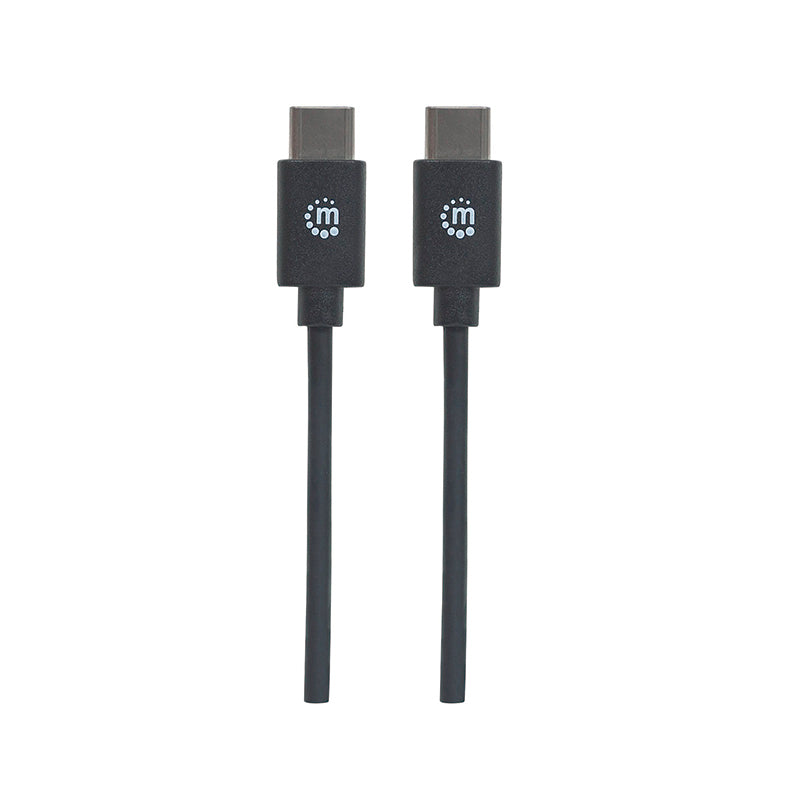 Cable Manhattan USB C - USB C 2 M (354875) - Rivers Systems