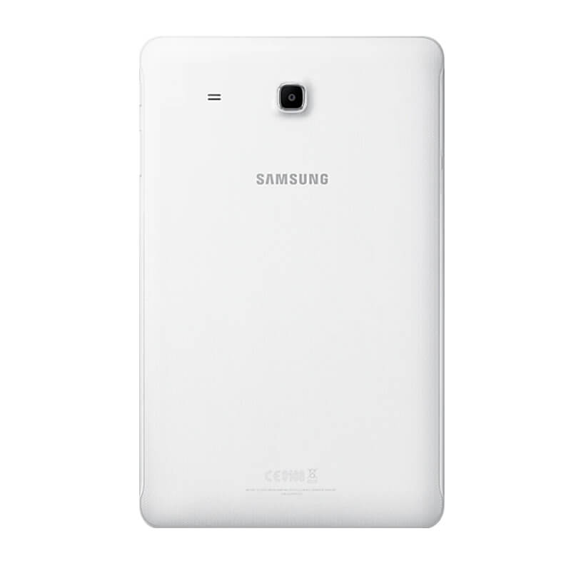 Tablet Samsung Galaxy E 9.6'', Quad Core, 1.3 GHz, 8 GB, Android 4.4, Bluetooth, Blanco