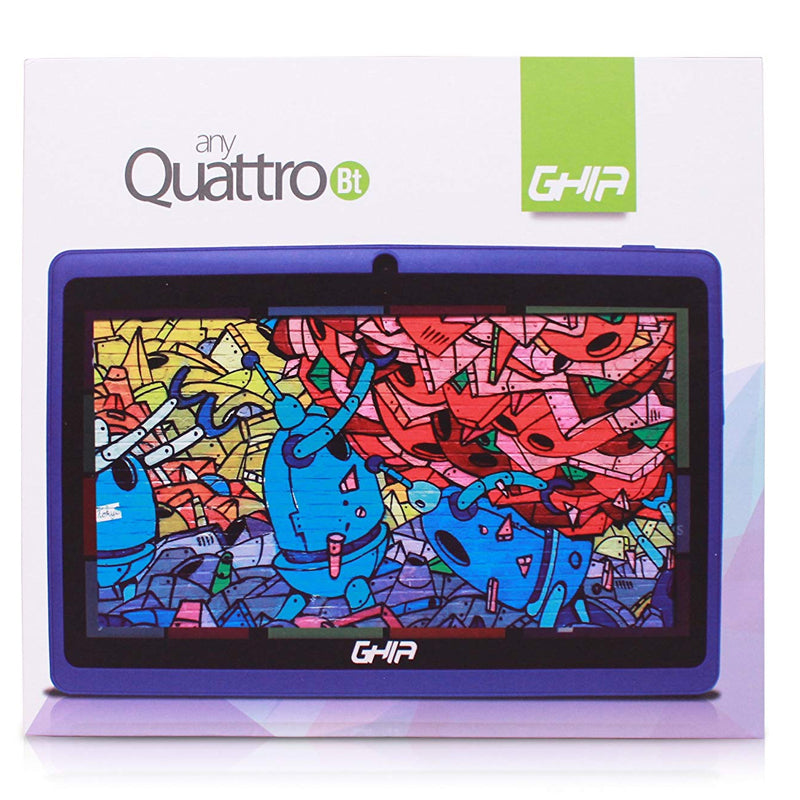 Tablet GHIA ANY 7 QUATTRO (GHIA-183) - Rivers Systems
