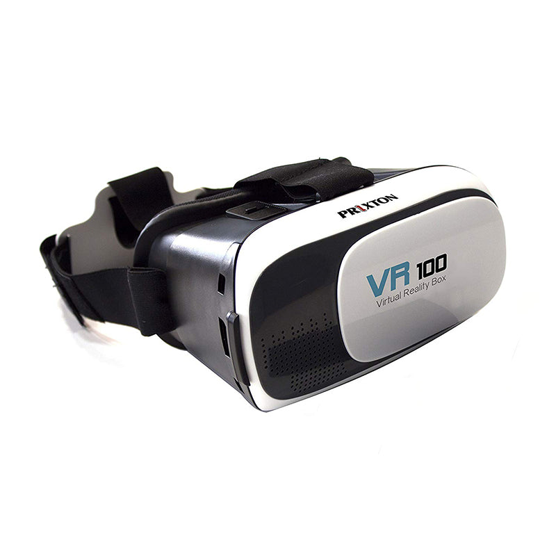 Visor de Realidad Virtual para Smartphone (VR-100) - Rivers Systems