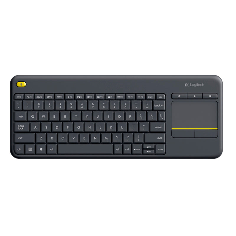 Teclado Logitech (K400) - Rivers Systems