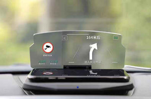 Phone Charger with GPS Display for Car