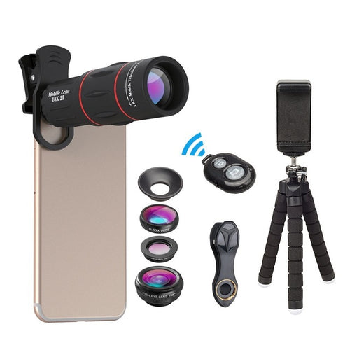 Telescope Camera Lens for Mobile Phone