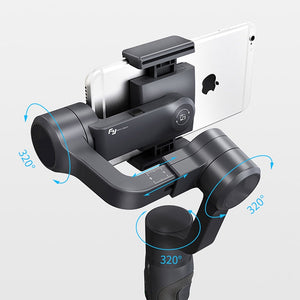 Gimbal Extendable Phone and GoPro Video Stabilizer