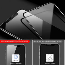 Load image into Gallery viewer, 10D Tempered Glass iPhone X, XS, XS Max, XR