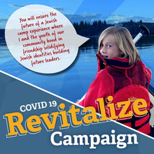 Load image into Gallery viewer, Covid-19 Revitalize Camp Campaign