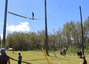 New Ropes Course