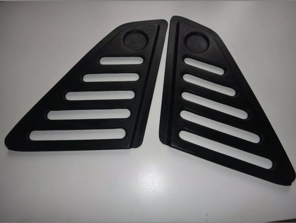 Volvo 240 Side Louvers