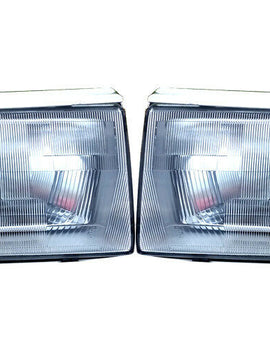 Volvo 240 86-93 Ecode Headlight Kit (Skandix) FREE SHIPPING