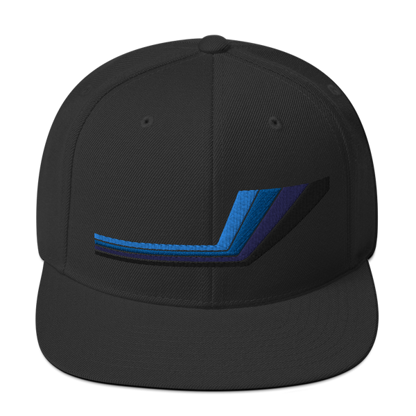 Group A Colorful 3D Embroidered Snapback