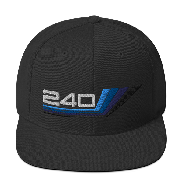 240 Group A Colorful 3D Embroidered Snapback