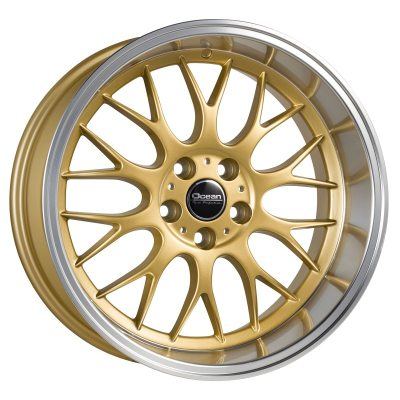 Ocean Super DTM 5x108 RWD Volvo Wheel