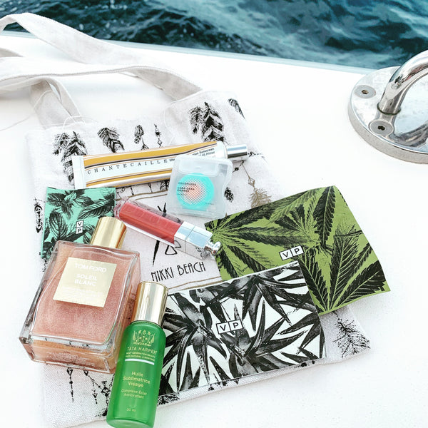 What to pack: Beauty Essentials for Every Kind of Travel