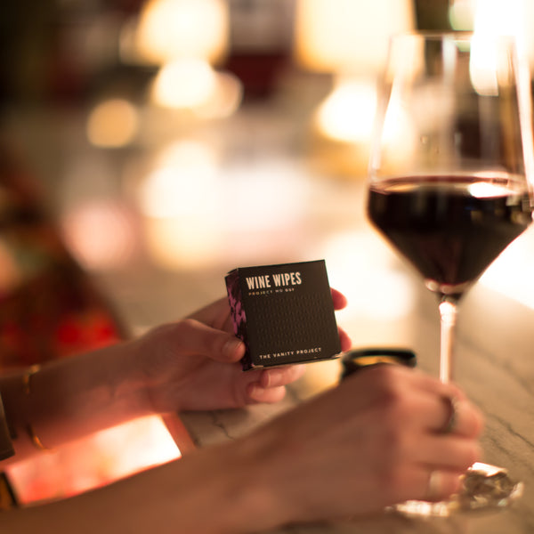 Wine Wipes featured in Food and Wine's 10 Gifts for the Wine Lover who has Everything