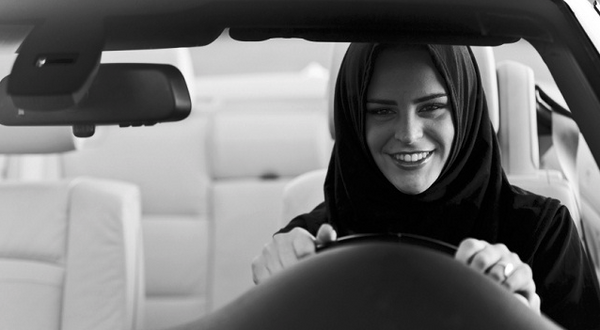 Saudi Women Get Keys to the Car