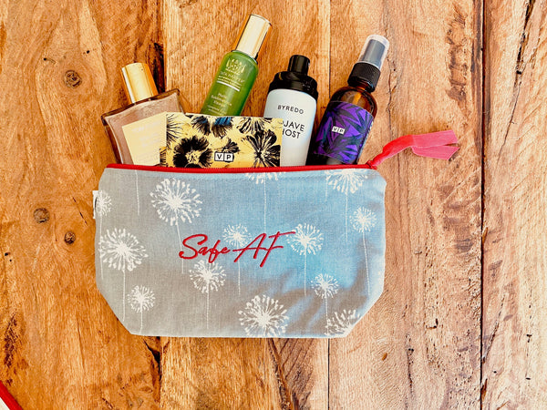 The Updated Summer Beauty Bag for COVID Times.
