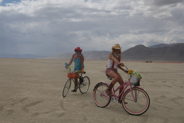 Burning Man Beauty Hacks