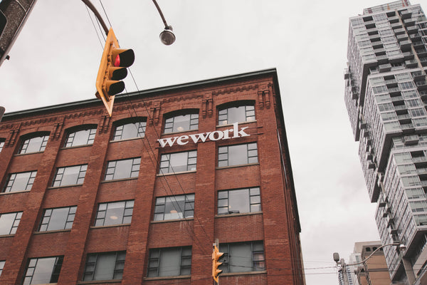 WeWork has a new face… The We Company