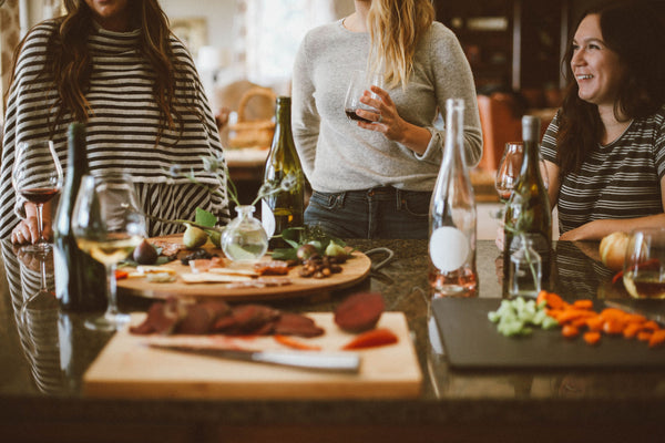 Wine & Food Pairing: Basics for people who just want to eat, drink and not talk about wine