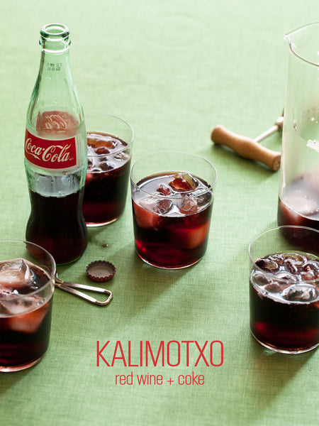 Kalimotxo - The Best Red Sangria Recipe