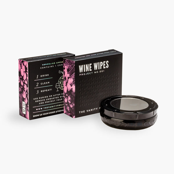 Wine Wipes Compact (2 Pack)
