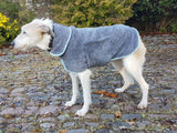 HENRY WAG DRYING COAT BLUE/GREY