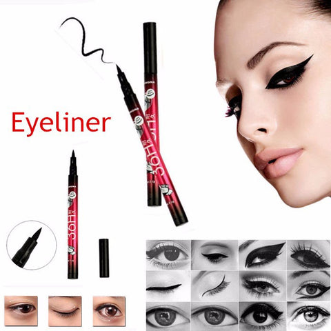 Black Waterproof Liquid Eyeliner