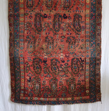 "Load image into Gallery viewer, Antique Kurdish Paisley Rug - 3'11"" x 6'1"" - Heriz & Merchant Rugs"