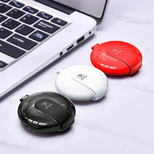 3-in-1 Magnetic Retractable Style Charger