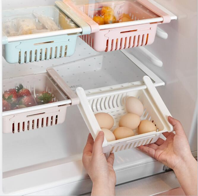 Pull-out Refrigerator Storage Box(70% OFF)